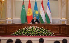 Briefing for the mass media based on the Working (Consultative) Meeting of the Heads of Central Asian States